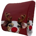 Christmass deer Seat Cushion View3