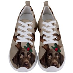 Christmas Dog Men s Lightweight Sports Shoes