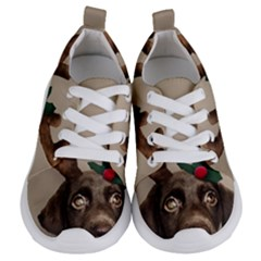 Christmas Dog Kids  Lightweight Sports Shoes