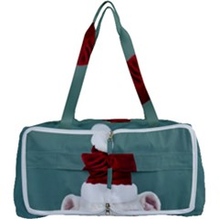 Santa Dog Multi Function Bag