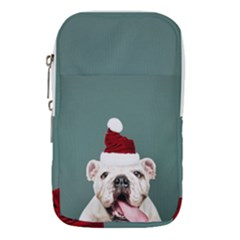 Santa Dog Waist Pouch (small)