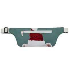 Santa Dog Active Waist Bag