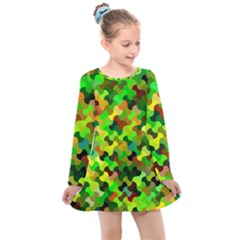 Ab 111 Kids  Long Sleeve Dress