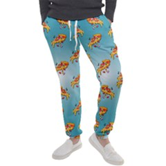 Pizza Love Men s Jogger Sweatpants