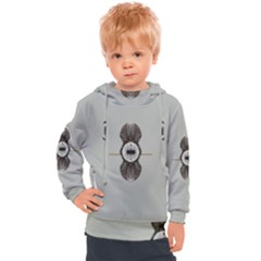 One Island Two Horizons For One Woman Kids  Hooded Pullover
