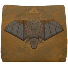 Wonderful Elephant Seat Cushion by FantasyWorld7