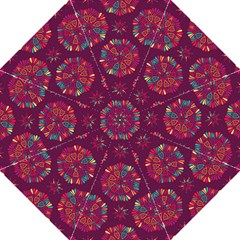 Circle Pattern Straight Umbrellas