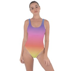 Rainbow Shades Bring Sexy Back Swimsuit by designsbymallika