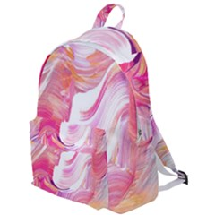 Pink Paint Brush The Plain Backpack