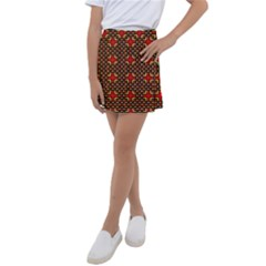 Rby 97 Kids  Tennis Skirt by ArtworkByPatrick