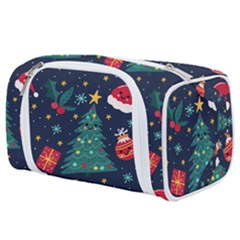 Christmas  Toiletries Pouch
