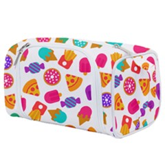 Candies Are Love Toiletries Pouch by designsbymallika