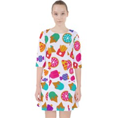 Candies Are Love Pocket Dress
