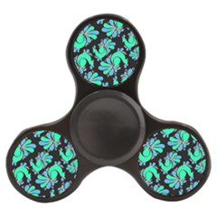Peacock Pattern Finger Spinner