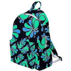 Peacock Pattern The Plain Backpack