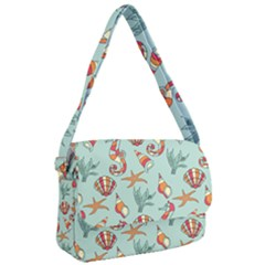 Coral Love Courier Bag