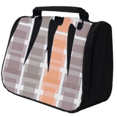 Zappwaits Court Full Print Travel Pouch (big) by zappwaits