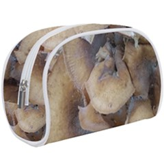 Close Up Mushroom Abstract Makeup Case (large)