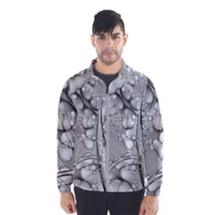 Illustrations Entwine Fractals Men s Windbreaker