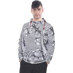 Illustrations Entwine Fractals Men s Pullover Hoodie