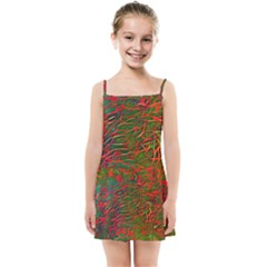 Background Pattern Texture Kids  Summer Sun Dress