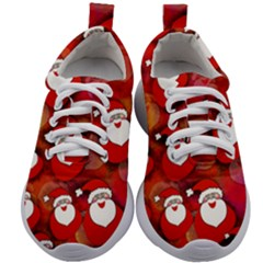 Santa Clause Kids Athletic Shoes