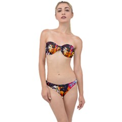 Consolation Before Battle 1 1 Classic Bandeau Bikini Set
