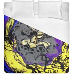 Motion And Emotion 1 1 Duvet Cover (king Size) by bestdesignintheworld