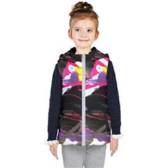 Consolation 1 1 Kids  Hooded Puffer Vest