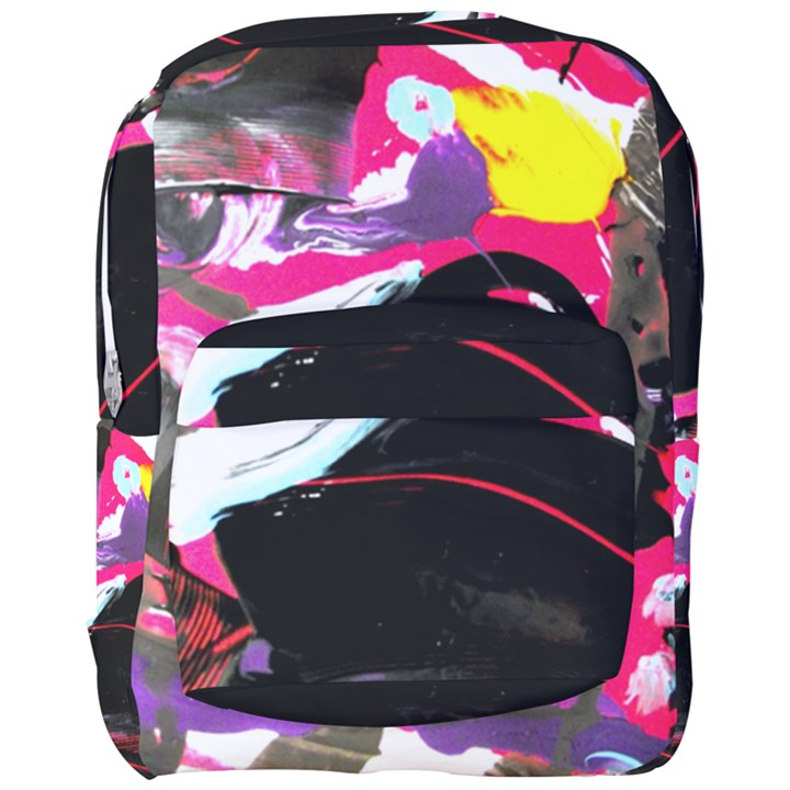 Consolation 1 1 Full Print Backpack