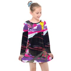 Consolation 1 1 Kids  Long Sleeve Dress