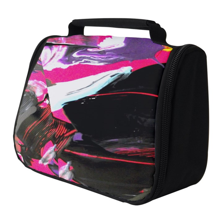 Consolation 1 1 Full Print Travel Pouch (Small)