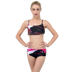 Consolation 1 1 Layered Top Bikini Set