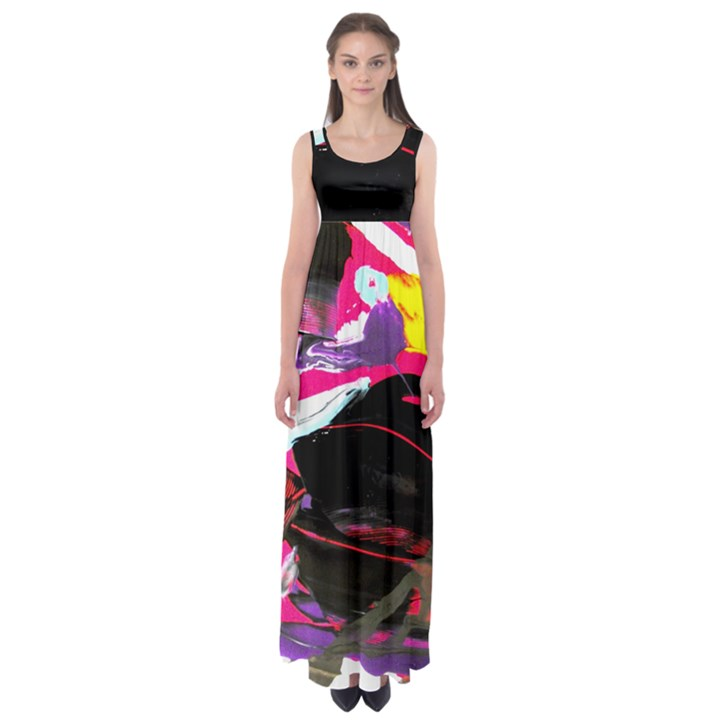 Consolation 1 1 Empire Waist Maxi Dress