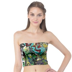Forest 1 1 Tube Top by bestdesignintheworld