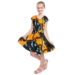 York 1 5 Kids  Short Sleeve Dress by bestdesignintheworld