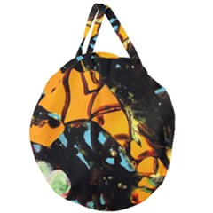 York 1 5 Giant Round Zipper Tote by bestdesignintheworld
