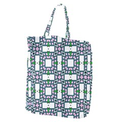 Illustrations Texture Modern Giant Grocery Tote by HermanTelo
