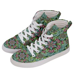 So Much Hearts And Love Women s Hi-top Skate Sneakers by pepitasart
