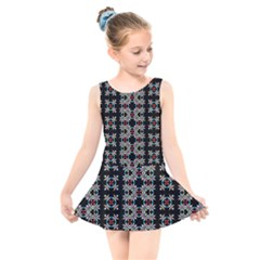 Illustrations Texture Kids  Skater Dress Swimsuit by Mariart