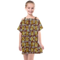 Zappwaits Fantastic Kids  One Piece Chiffon Dress by zappwaits