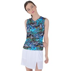 Ab 138 Women s Sleeveless Sports Top