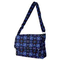 Ab 151 Full Print Messenger Bag (m) by ArtworkByPatrick