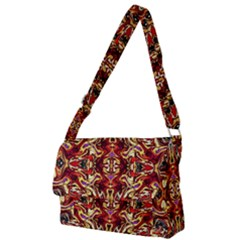 Ab 154 Full Print Messenger Bag (l)