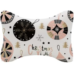Christmas Time Seat Head Rest Cushion