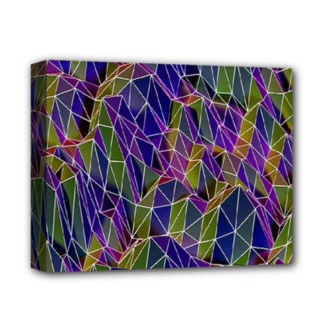 Ab 162 Deluxe Canvas 14  X 11  (stretched) by ArtworkByPatrick