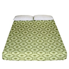 Df Codenoors Ronet Fitted Sheet (california King Size) by deformigo