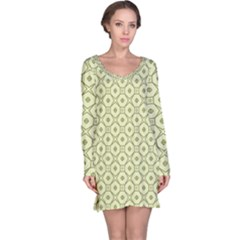 Df Codenoors Ronet Long Sleeve Nightdress