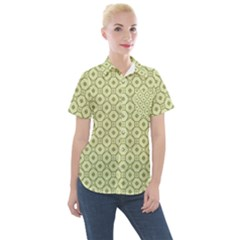 Df Codenoors Ronet Women s Short Sleeve Pocket Shirt
