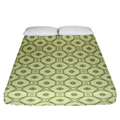 Df Codenoors Ronet Fitted Sheet (king Size)